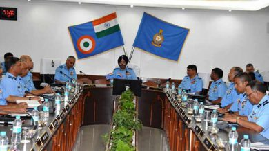 Photo of Meghalaya: EAC Commanders' conclave gets underway at Shillong