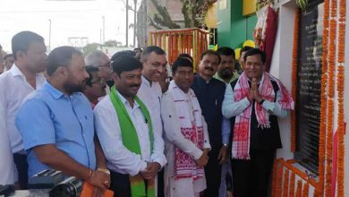 Photo of Assam: Sonowal inaugurates CNG station in Dibrugarh