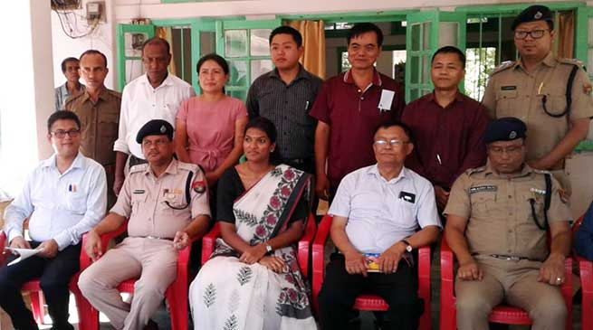 Assam: DC level talks at Boirabi decides to maintain status quo along Assam-Mizoram inter-state border