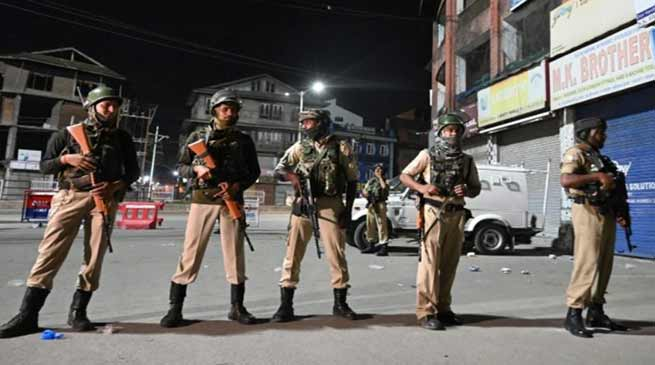 KASHMIR LIVE: Article 370 Scrapped