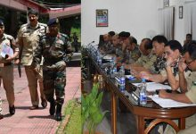Photo of Assam:Operational group takes stock of counter insurgency operations