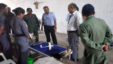 Photo of Assam: ADG NCC North East Region visit NCC Air Wing Camp at Guwahati