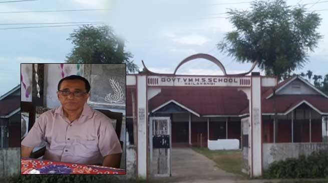 Assam: Show cause to principal of VMHS School of Hailakandi