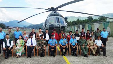 Photo of IAF awarded civilians helped in search of ill-fated AN-32 aircraft in Arunachal Pradesh