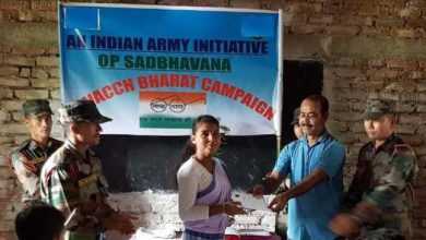Photo of Assam: Indian Army strives to ensure success of Swachh Bharat Abhiyan