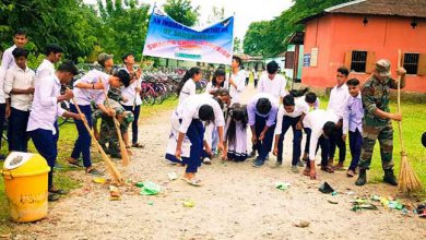 Photo of Indian Army strives to ensure success of Swachhata Abhiyan