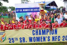 Photo of Arunachal: Manipur lifts 25th Senior National Women Football trophy defeating Railways by 1-0