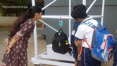 Photo of Assam: Random weight checking of school bags carried out in Hailakandi