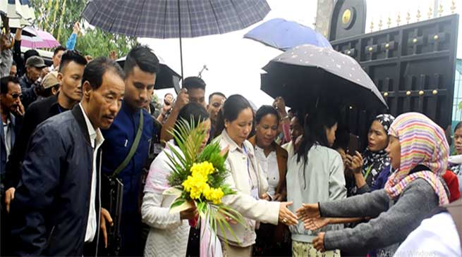 Arunachal Bypoll:  Chakat Aboh wins Khonsa West Assembly Seat
