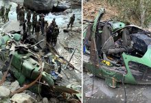 Photo of Army's Advanced Light Helicopter makes emergency landing in poonch