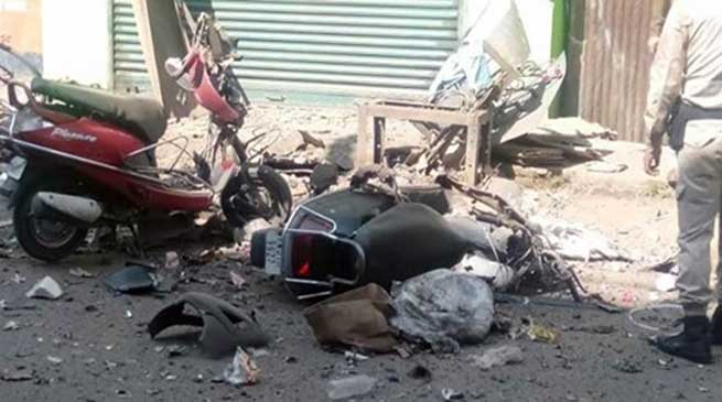 Manipur: 5 Policemen Injured in IED Explosion at Imphal Market