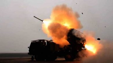 Photo of Successful flight test of two Pinaka missiles in salvo mode