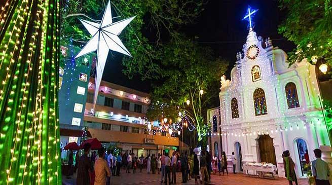 Kerala: Anti-CAA carols mark Christmas in several churches