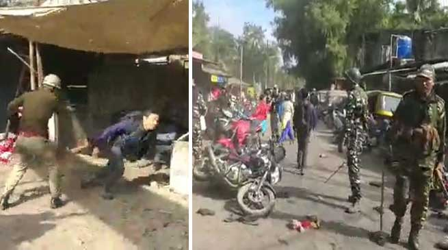 CAB: fresh protests erupt in Assam, Clash with police at several places