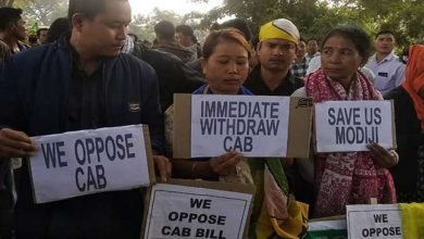 Photo of Tripura: protest continues against CAB, govt warns action