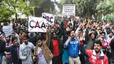 Photo of CAA Protest: Students Call 'Total Shutdown' in 9 NE Universities