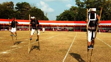 Photo of  Indian Army organises Karbi Traditional games
