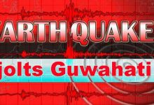 Photo of Assam: Earthquake jolts Guwahati