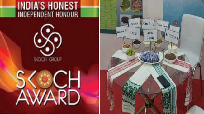Assam: 5 innovative schemes, initiated by Hailakandi admin selected for nominations for SKOCH Award