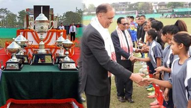 Photo of Assam: Army hosts 16th Captain Jintu Gogoi Vir Chakra Memorial Football Tournament in Dibrugarh