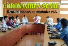 Photo of Coronovirus Scare: Remain indoors to minimize risk- DC Hailakandi