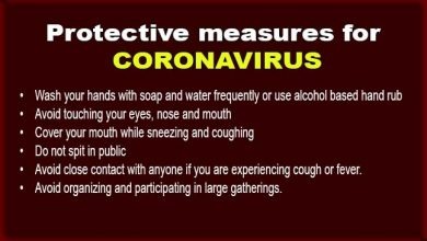 Photo of Coronavirus: How to reduce the spread of COVID-19