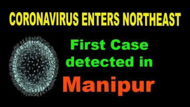 Photo of 1st Coronavirus Case detected in Manipur