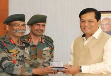 Photo of Assam: GOC Gajraj Corps calls on Governor and and CM