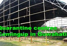 Photo of Coronavirus Crisis: Quarantine centres to be setup at Sarusajai, Nehru Stadiums in Guwahati