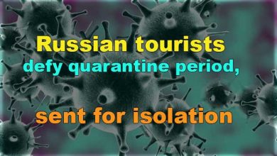 Photo of Assam: Russian tourists defy quarantine period, sent for isolation