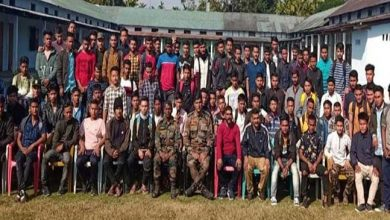 Photo of Army assists in securing future of 52 Youths of Upper Assam