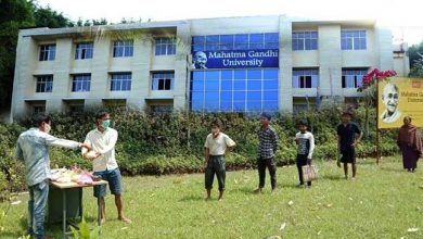 Photo of Coronavirus Crisis: MGU raises helping hand for the poor suffering due to lockdown in Meghalaya