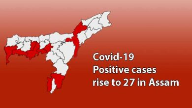 Photo of Coronavirus: Covid-19 Positive cases rise to 27 in Assam