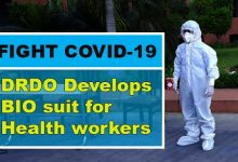 Photo of DRDO develops bio suit with seam sealing glue to keep health professionals fighting COVID-19 safe