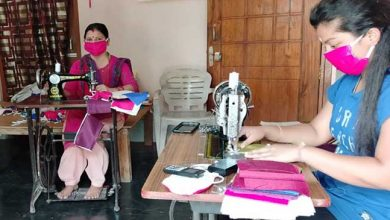 Photo of Coronavirus in Assam : Hailakandi SHG chips in to address shortage of masks