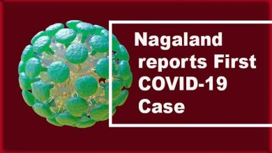 Photo of Coronavirus: Nagaland reports its First COVID-19 Case