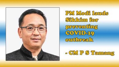 Photo of PM Modi lauds Sikkim for preventing COVID-19 outbreak, says CM