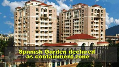 Photo of Coronavirus in Guwahati: Spanish Garden declared as containment zone