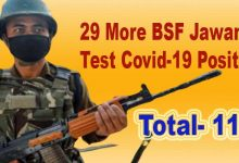 Photo of Coronavirus in Tripura: 29 More BSF Jawans Test Covid-19 Positive