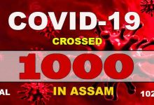 Photo of COVID-19: Assam crosses 1,000-mark with 89 new cases