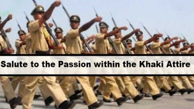 Photo of Corona Crisis: Salute to the Passion within the Khaki Attire