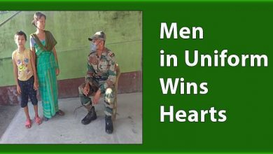 Photo of Men in Uniform Wins Hearts