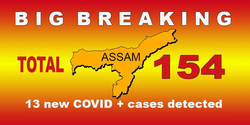 Assam:13 more covid-19 patient reported from Sarusajai Quarantine centre, Guwahati