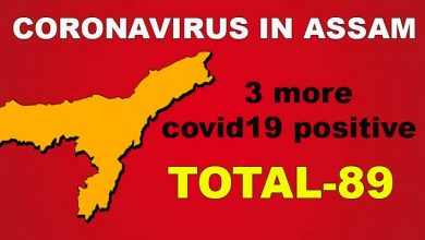 Photo of Coronavirus in Assam: 3 persons tested covid-19 positive in Guwahati