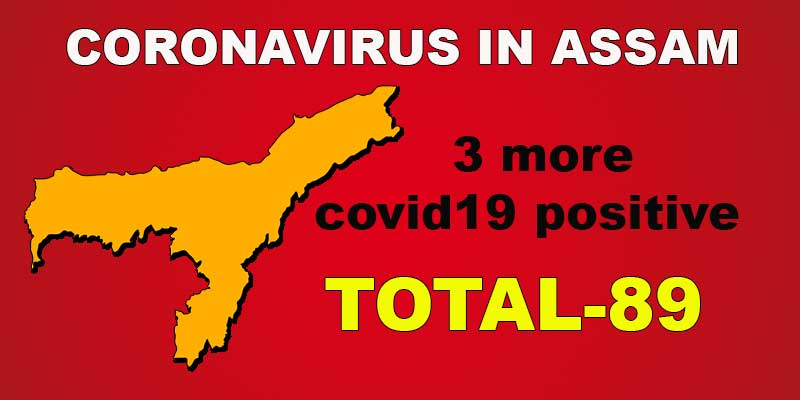 Coronavirus in Assam: 3 persons tested covid-19 positive in Guwahati