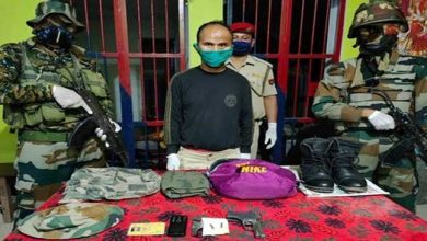 Photo of Assam: Army apprehends NSCN(K) worker in Tinsukia