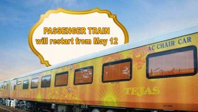 Photo of Indian Railway plans to restart passenger train operations from May 12