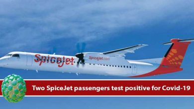 Photo of Assam: Two SpiceJet passengers travelled from Ahmedabad to Guwahati test positive for Covid-19
