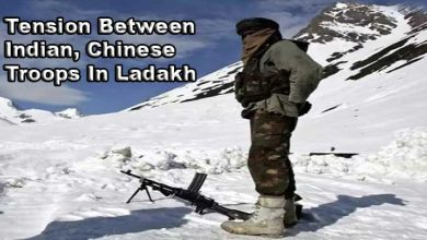 Photo of Talks Fails to end Tension Between Indian, Chinese Troops In Ladakh