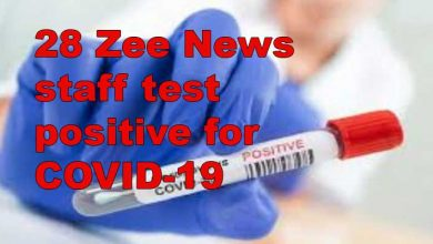 Photo of 28 Zee News staff test positive for COVID-19